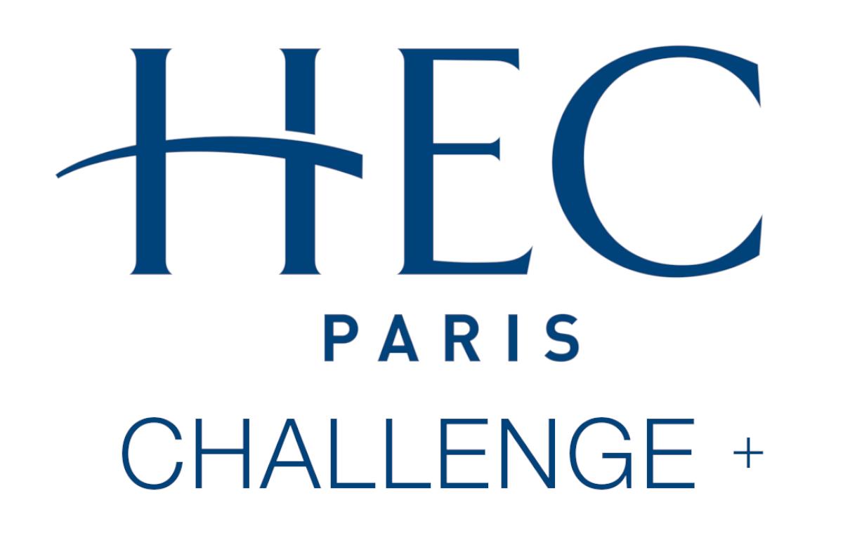 logo HEC Challenge +